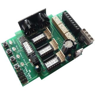 Firma Stärz: Sommerangebote Servodecoder und neue DH-Lokdecoder lieferbar
