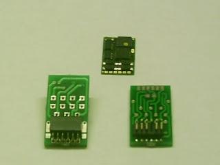 Modellbahnservice-DR: Adapter Plux12  NEM651