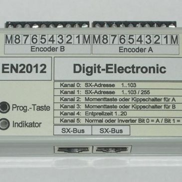 Digit-Electronic: 16-fach Encoder