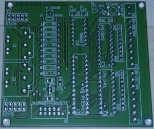 TEM-8-16-V1 Platine