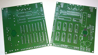 AZM-8-16-V1.0.0 - Platinen