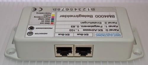 Digit-Electronic: Belegtmelder BM4000 & Patch-Adapter verfügbar