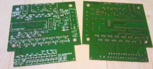 """2 Platinen des Funktionsdecoder """"FD-8-16-V1"""""""