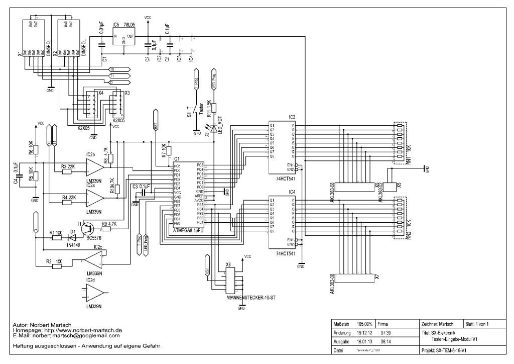 TEM-8-16-V1 Schalplan