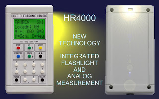 Digit-Electronic: Neuer Handregler HR4000 vorgestellt
