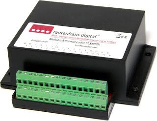 rautenhaus digital / MDVR: Neue Decoder RMX999C und SLX888N