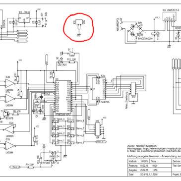 SD-8-V3: Kleines Hardware-Update