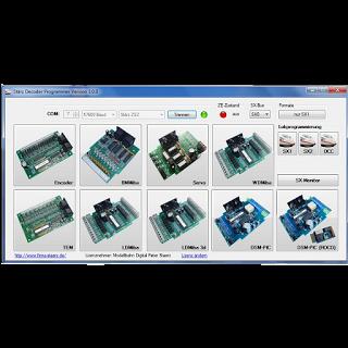 Stärz Decoder Programmer V3 - (C) by Firma Stärz