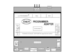 D&H Programmier Adapter - (C) by Doehler & Haass