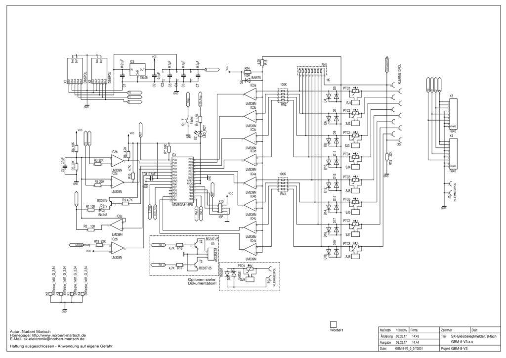 GBM-8-V3.0.0 - Schaltplan