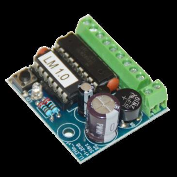 Firma Stärz: Lichtmodul mit Zufallsgenerator